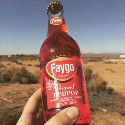 Redpop is a fan favorite for Faygo drinkers