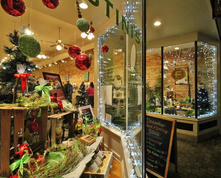 Fustini's is among the downtown Holland merchants taking part in the 12 Days of Christmas promotion.