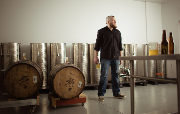 Jason Lummen owns The People's Cider Co.