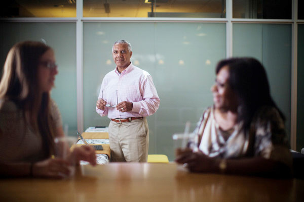 Brian Cloyd is making Steelcase stronger with diversity initiatives.