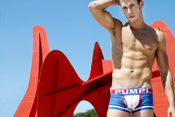 Grand Rapids becomes the aspiring men's underwear capitol of the midwest.