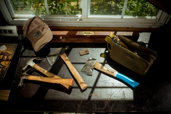 A wide range of hand tools from Victor Axe.