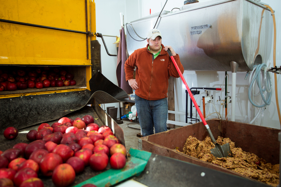 Andy Sietsema, Sietsema Orchards and Cider Mill