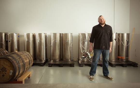Jason Lummen, People's Cider Co.
