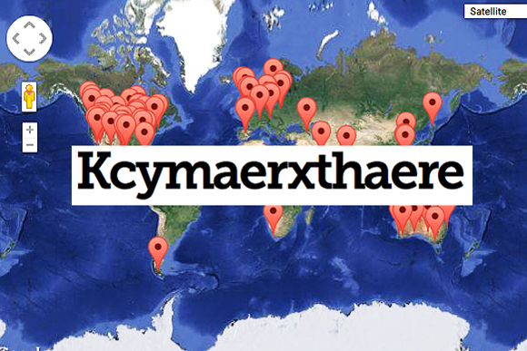 Kcymaerxthaere: Everywhere (and yet not here)