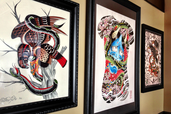 foto de New Sovereign Arms Tattoo Co is a 'nice and classy tattoo