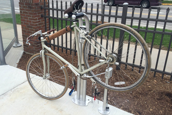 Dgri Adds More Options For Downtown Grand Rapids Bicyclists With