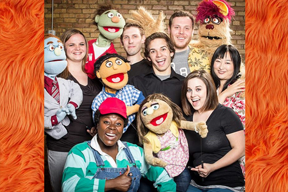 GRAND RAPIDS: Avenue Q is a warm, fuzzy, and LOL good time