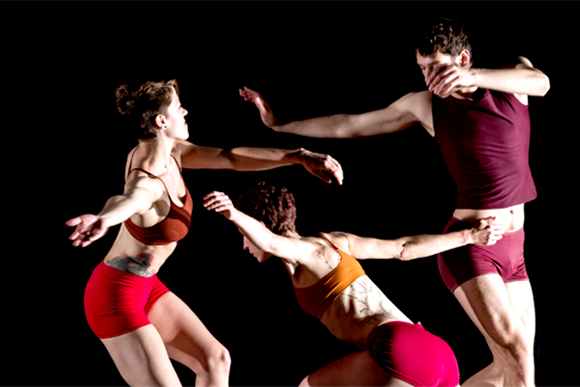 Orbit: Concert of Modern Dance/Modern Music Returns
