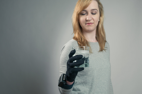 The gloves are a game changer for people with Raynaud�s disease.
