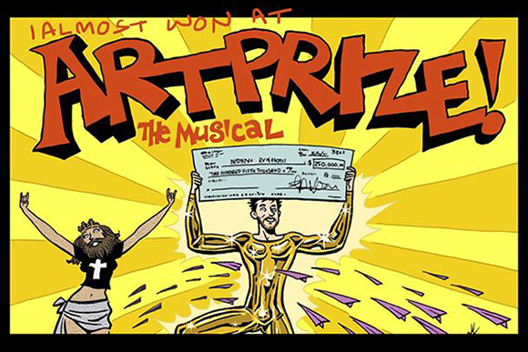 ArtPrize The Musical: Almost a winner