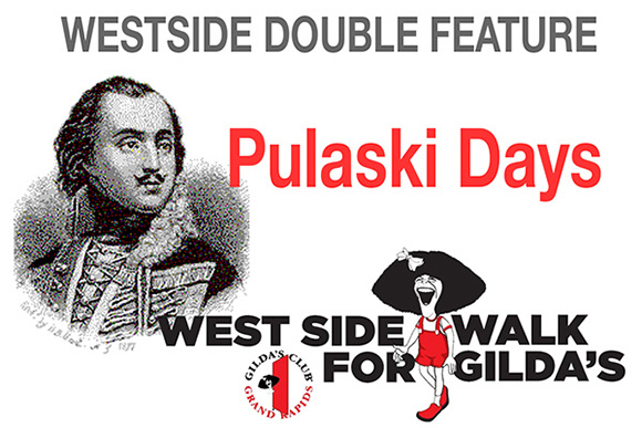 Westside Double Feature: Pulaski Days + Gilda's Westside Walk Debuts