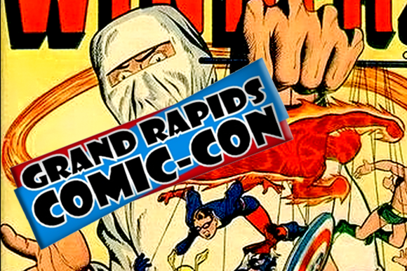 Grand Rapids Comic-Con: Drawing attention to the art of visual storytelling.
