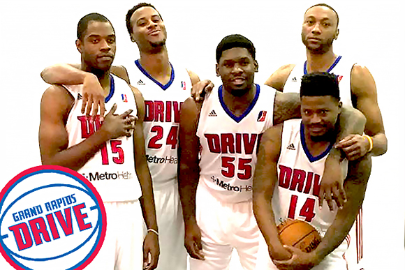 Grand Rapids Drive: Opening Night