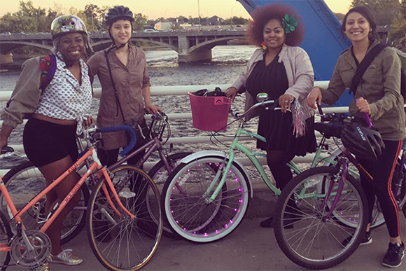 Downtown GR Glow Ride: Explore Grand Rapids by bike