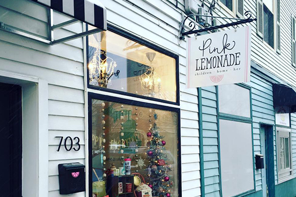 children s store pink lemonade opens in gaslight village boutique