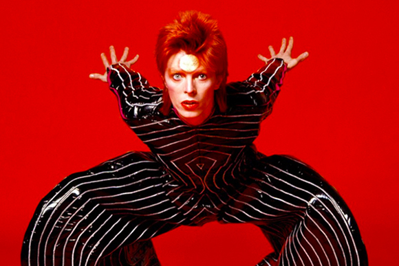 Bowie's birthday: Put on your red shoes and dance the blues
