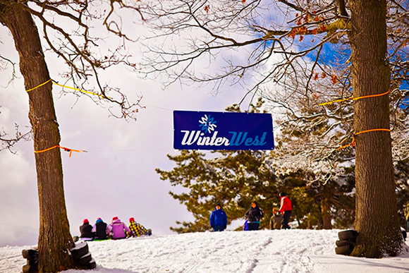 WinterWest 2016: Sliding and gliding on the bestside (westside)