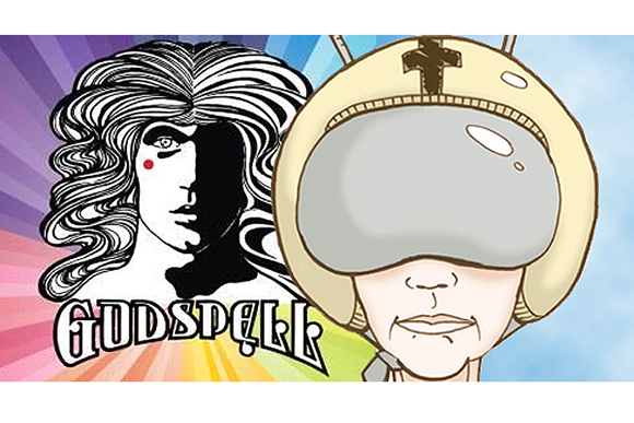 Theatre double feature: Grace and Godspell