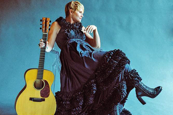 Shawn Colvin: Acoustic star to perform live in GR