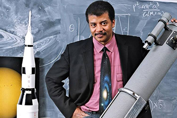 An Evening with Neil deGrasse Tyson: Science class is in session
