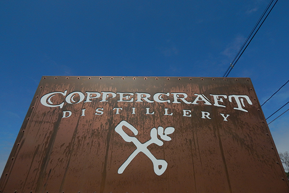 Development news a more meaningful life coppercraft distillery owners focus on community and of course cocktails fandeluxe Image collections