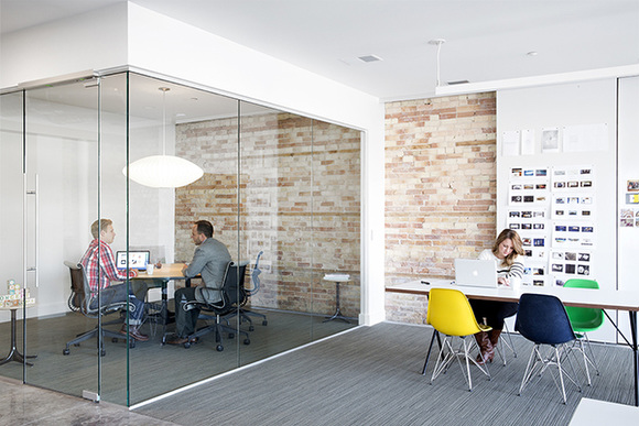 1930s Era Spring Lake Hardware Building Reinvented As Creative Workspaces,  Residential Condo