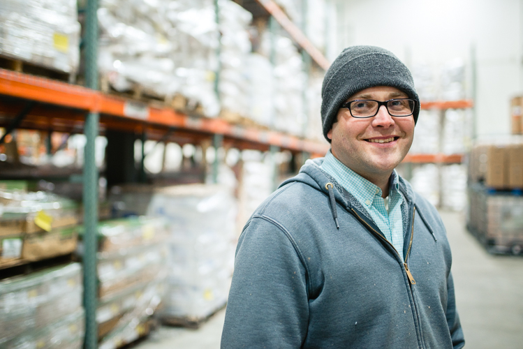 Brandon Seng believes everyone should know the taste of blueberries. That's why he started Michigan Farm to Freezer.
