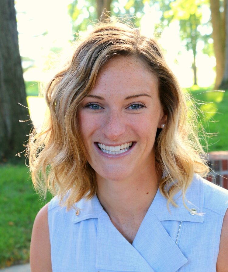 Mackenzie Rantala is the Senior Communications Specialist for Corporate Social Responsibility at Herman Miller.