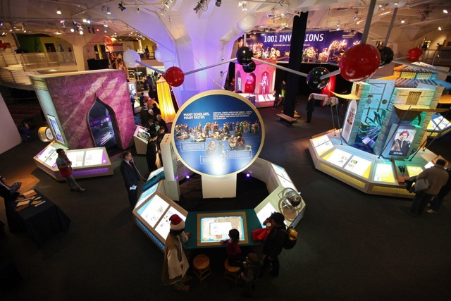 """1001 Inventions"" exhibition in New York City"