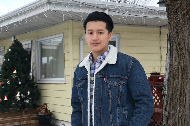 Jonah Hurtado, a 2020 graduate of Battle Creek Central, plans on majoring in international business and with a minor in Spanish at Grand Valley State University. He is a recipient of a scholarship through the W.K. Kellogg Foundation.