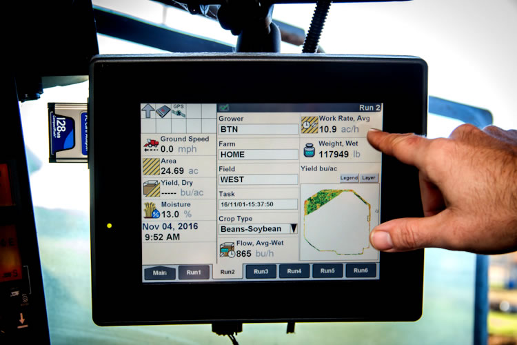 Technology Turns Farming Into A High Precision Business