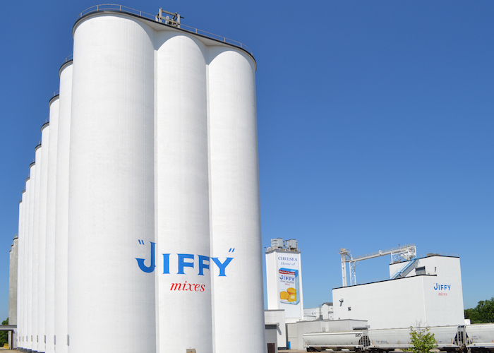 The silos of JIFFY