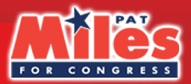 Pat Miles for Congress Campaign