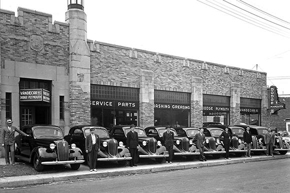 Rapid City Car Dealerships >> GRPL's History Detectives program digs into Grand Rapids ...