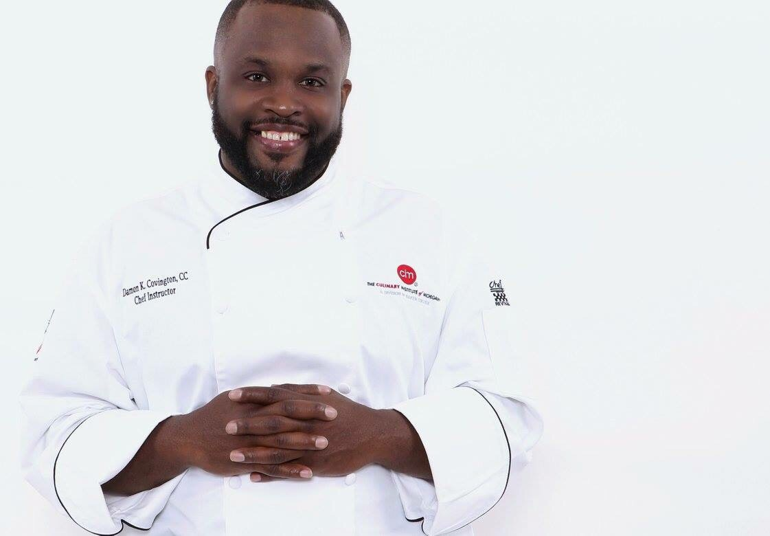 Chef Damon Covington
