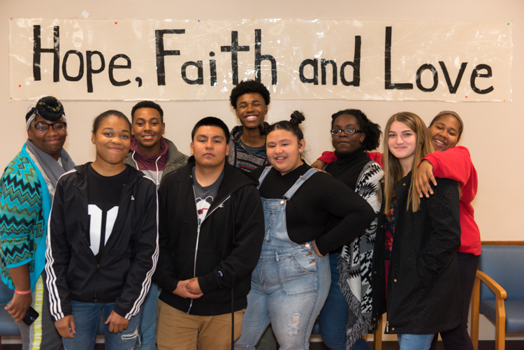 Students in the Youth Empowerment Project are changing Muskegon for the better.